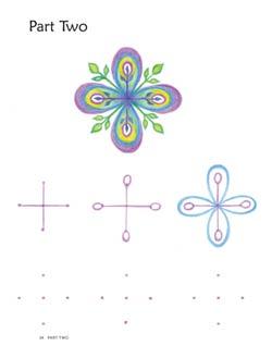 Form Drawing and Colouring via waldorfbooks.com