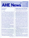 AHE News - May 2005 - Trauma and Shock