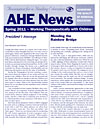 AHE News - Spring 2011 - Working Therapeutically with Children