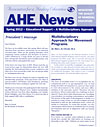 AHE News - Spring 2014 - Engaging Autism - INTRODUCTORY PRICE