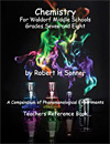 Chemistry for Waldorf Middle Schools - Grades Seven and Eight - A Compendium of Phenomenological Experiments - Teachers Reference Book - INTRODUCTORY PRICE