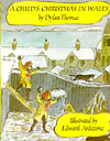 A Child's Christmas in Wales - Paperback