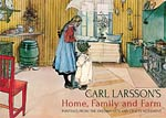 Carl Larsson's Home, Family and Farm - Paintings from the Swedish Arts and Crafts Movement