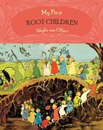 My First Root Children - Board Book