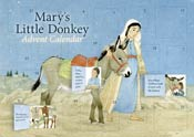 Mary's Little Donkey - Advent Calendar