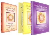 Making Math Meaningful: An 8th Grade Math Set - INTRODUCTORY PRICE