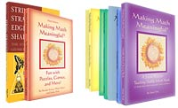 Making Math Meaningful: A Middle School Math Set - 9 Essential Middle School Math Books - INTRODUCTORY PRICE