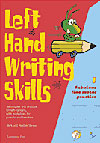 Left Hand Writing Skills - Book 1 - fabulous fine motor practice 28 worksheets - CLEARANCE