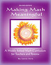 Making Math Meaningful: A Source Book for Teaching Middle School Math