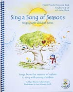 Sing a Song of Seasons - Songbook Only - CLEARANCE