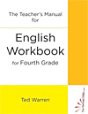 The Teacher's Manual for English Workbook for Fourth Grade - INTRODUCTORY PRICE