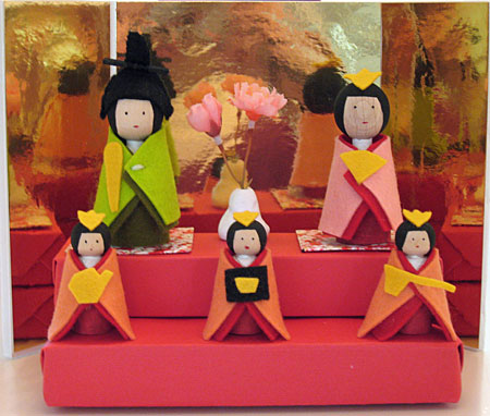 Hinamatsuri Dolls